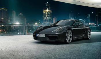 Porsche 718 full