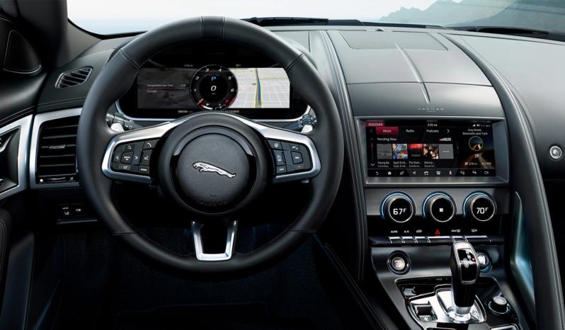 Jaguar F-Type full