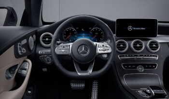 Mercedes-Benz C-Coupe full