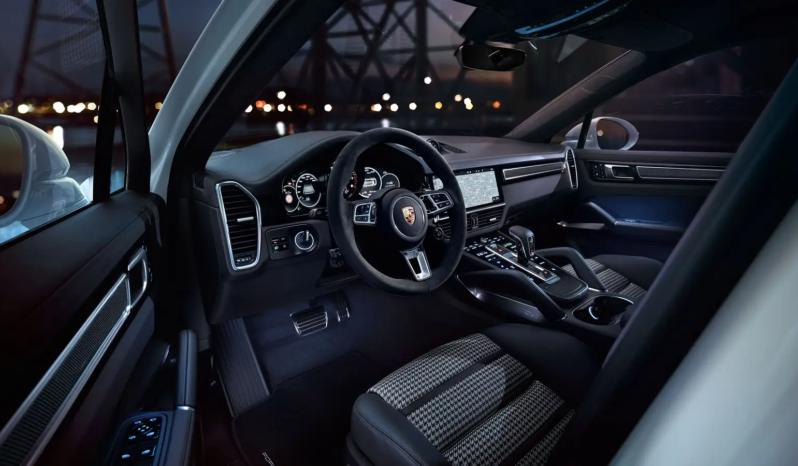 Porsche Cayenne full
