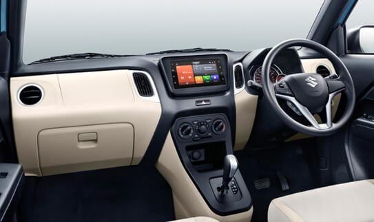 Maruti Suzuki Wagon R full