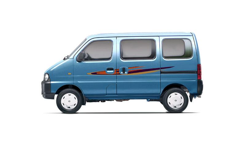 Maruti Suzuki Eeco full