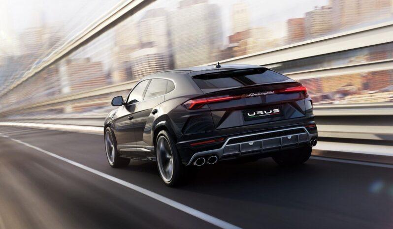 Lamborghini Urus full