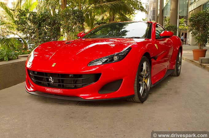 Ferrari Portofino full