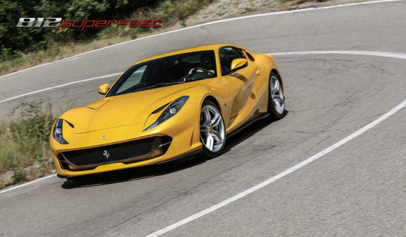 Ferrari 812 full