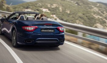 Maserati GranCabrio full