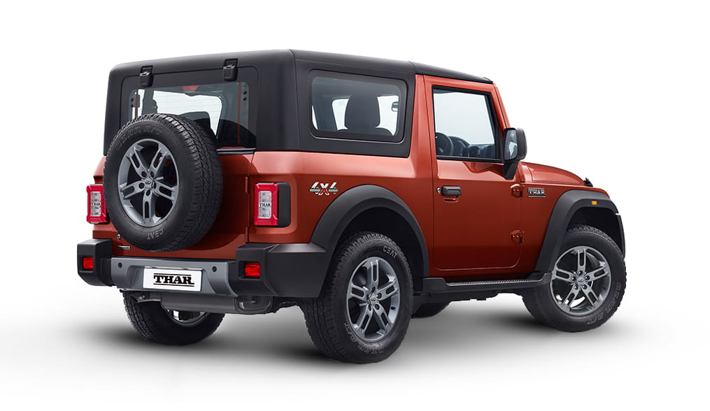 New Mahindra Thar 2021 Price , features , specification , more