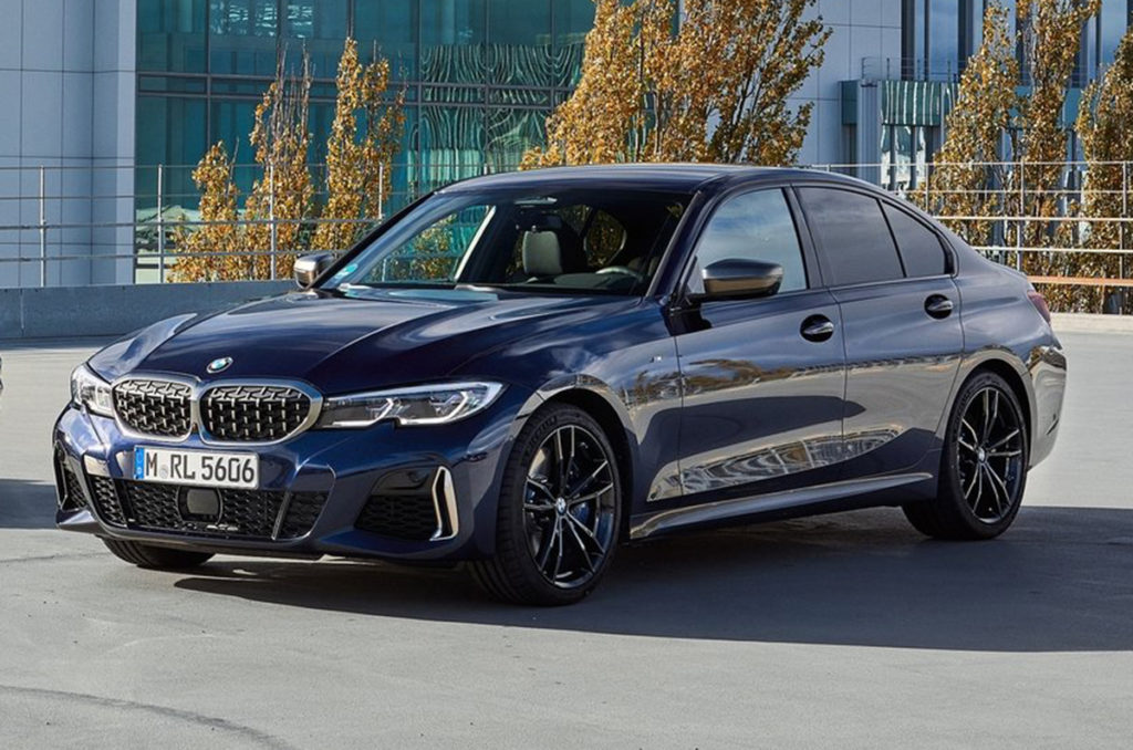 The New BMW 340i Review