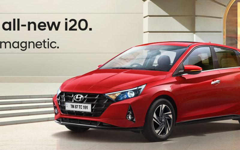 Hyundai i20 wins car of the year 2021 award
