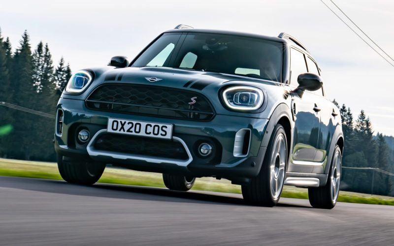 Facelifted Countryman